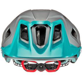 UVEX Quatro Integrale Fietshelm grijs/blauw